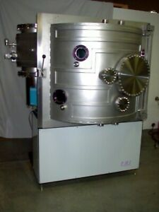 Thin Film Vacuum Chamber - Optical Coating Various Application Capabilities