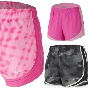 NWT Nike Women's Tempo Running Athletic Shorts Multi Colored Dri Fit XS,S,L,XL $19.99