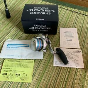 SHIMANO offshore jigging set GOOD Fishing reel