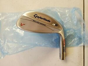New Tour Issue TaylorMade Milled Grind model 54 12 Sand wedge head only Raw MG