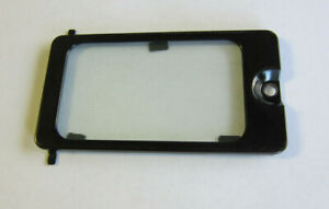 GE Microwave Surface Light Lens and Black Cover, WB06X10926, WB06X10928