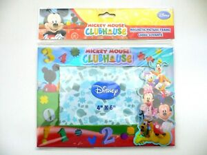 DISNEY Photo Picture Frame Magnetic amp; Stand BN $6.99