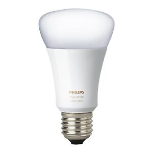 Philips Hue Gen 3 60W A19 White amp; Color Ambiance Bulb 464487