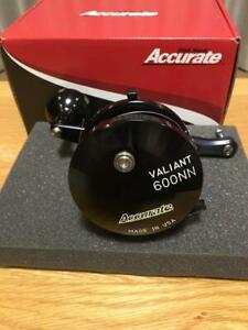 Accurate BV2-600NN Accurate BV2-600NN Good Condition fishing reel Boxed