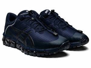 Asics GEL QUANTUM 360 5 TRAIL Men's 1021A252.401 MIDNIGHT BLUE Running Shoes $100.95