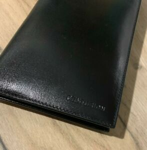 American Express Centurion Black card leather wallet. Super rare. One on Ebay !