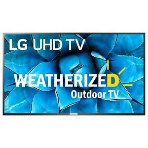 Weatherized TVs LG 50-Inch 4K LCD HDR Outdoor Smart UHDTV - Patio