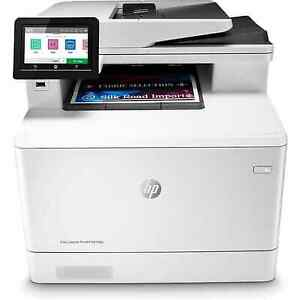 HP Color LaserJet Pro MFP M479fdn Print Copy Scan Fax Email W1A79A $649.00