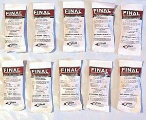 Just One Bite Poison 10 pack Final Mice Rat Mouse Rodent Professional D Con