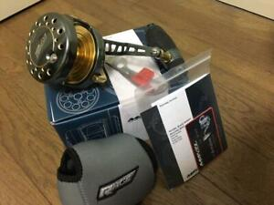 Maxel RAGE 90N Very good! Baitcasting reel Boxed +manual