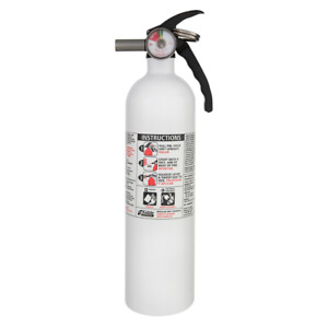 Fire Extinguisher Automotive Marine 10 B:C Liquid Gas Electrical Disposable New