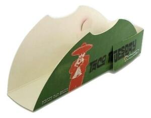 Perfect Taco Holders 10 Pack Paper Mariachi