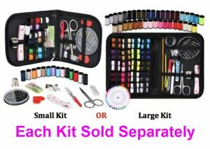 Complete amp; Compact DIY Sewing Kit with Sewing Supplies Organizer for HomeTravel $49.89