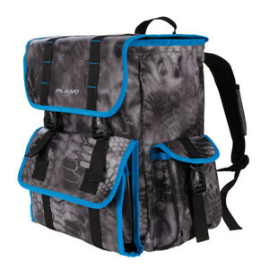 Plano Z-Series Tackle Backpack Box Fishing Bag Lures Bait Storage Organizer Case