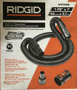 RIDGID Vacuum Hose Vac Cleaner Replacement Flexible Attachment VT1720