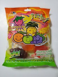 VIRAL Fruity's Ju-C Jelly Fruits - Hit or Miss TikTok Jelly Candy - 9 Piece Bag