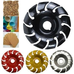 *US 12 Tooth Angle Grinder Shaping Saw Blade Multitool Wood Carving Disc Cutting