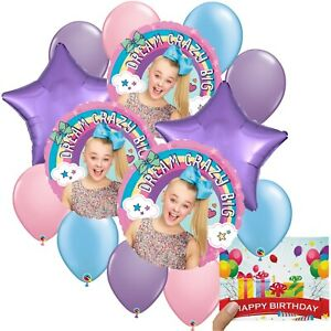 Jojo Siwa Party Supplies Balloon Decoration Bundle $16.99