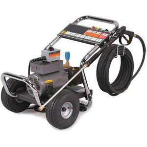 PRESSURE WASHER Electric - Commercial - 5 Hp - 230 Volt - 2000 PSI - 3.5 GPM