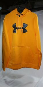 Under Armour Cold Gear Storm , Loose, Hooded Sweatshirt Men's Size Medium $19.90