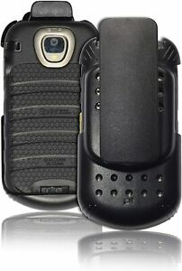 Kyocera DuraXT E4277 Holster with Swivel Belt Clip by Wireless Protech Lot of 2