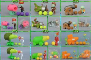 Plants vs Zombies PVZ Pea Shooter Action Figure Toys US Based