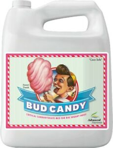 Advanced Nutrients Bud Candy Gallon 4L 4 Liter flower booster stimulator $71.99
