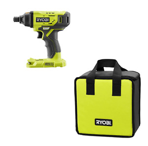 NEW Ryobi P235A 1 4quot; One 18V Lithium Ion Impact Driver new upgrade from P235