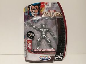Marvel Legends Toys R Us Wolverine 25th silver anniversary exclusive limited ed C $17.99