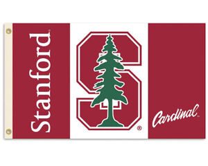 STANFORD UNIVERSITY FLAG 3x5 FOOTBALL TAILGATE GRADUATION LUCK MCCAFFREY ELWAY