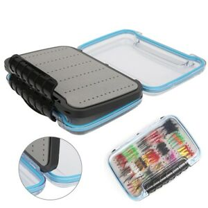 Fishing Storage Case Tackle Box Weights Containers for Swivel Hooks Sinker Tools