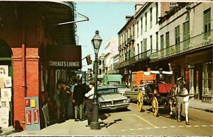 Toulouse and Royal Streets New Orleans Louisiana $4.95