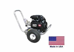 PRESSURE WASHER Portable - Cold Water - 2.5 GPM - 2700 PSI - 5 Hp Honda Eng  ARI