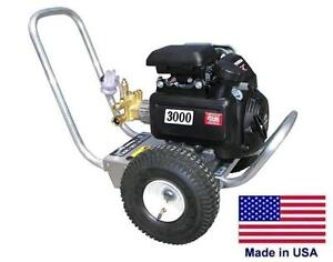 PRESSURE WASHER Portable - Cold Water - 2.6 GPM - 3000 PSI - 6.5 Hp LCT Eng  GPI