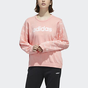 adidas Favorites Sweatshirt Womens $23.99