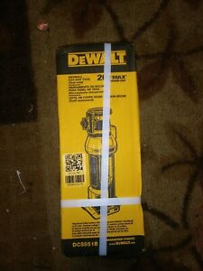 NEW  - DeWalt DCS551B Li-Ion 20V Rotary Drywall Cordless Cut-Out Tool