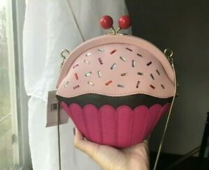 NWT Kate Spade Cupcake Purse Take The Cake Limited Edition Pink New With Tags