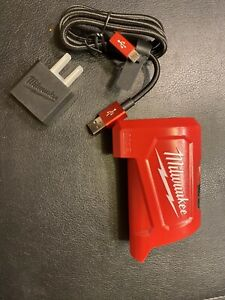 Milwaukee M12 Compact Charger And Power Source 48-59-1201 New