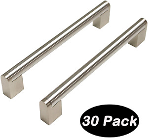 30 Pack 160mm(6-1/4inch) Hole Centers Diameter 14mm Stainless Steel Boss Bar Kit