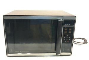 General Electric GE JET209001 Microwave Oven 1250W Dual Wave Vintage 1982