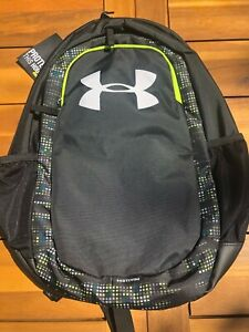 Under Armour New Scrimmage 2.0 Kids Backpack OSFA 1342652 Black $32.99