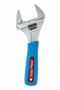 Channellock 6WCB WIDEAZZ® 6quot; Adjustable Wrench Code Blue®