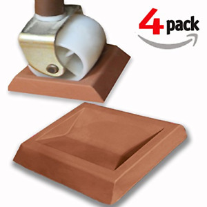 iPrimio Bed Stopper amp; Furniture Stopper ? Newest Design Caster Cups fits to A...