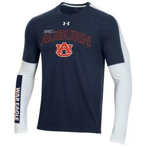 Auburn Tigers Men's Under Armour Long Sleeve Shooting Tee NWT FREE SHIPPING! $19.99