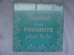Kitchen Square Cutting Trivet Board Tempered Glass 7.75 x 7.75quot; $6.49