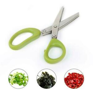 Kitchen Scissors Shears Multi Purpose For Meat Poultry NEW Heavy Food Herbs G5A4