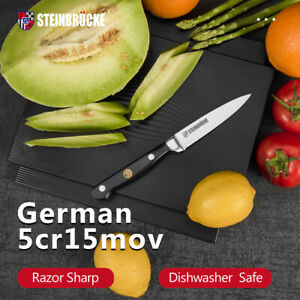 4 inch Super Sharp Paring Knife Stainless Steel Fruit Vegetable Cutting Knife
