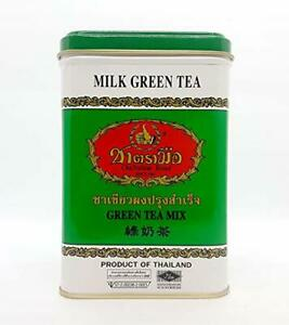 Hand Thai Milk Green Tea Green Lebal 2g. Pack 50 Number One Brand Product of ...