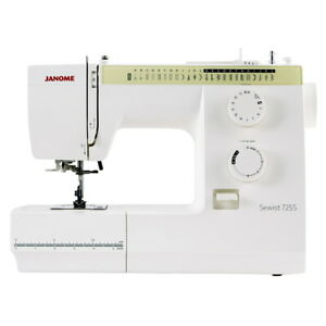 Janome Sewing Machine Sewist 725s with Hard Cover New $399.00