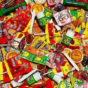 mexican candy mix care package 25 Count